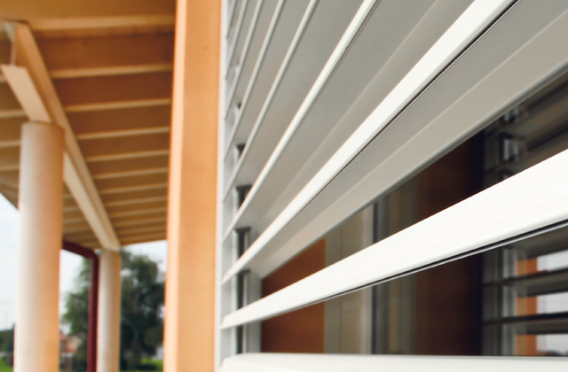 Brise-soleil Shading systems